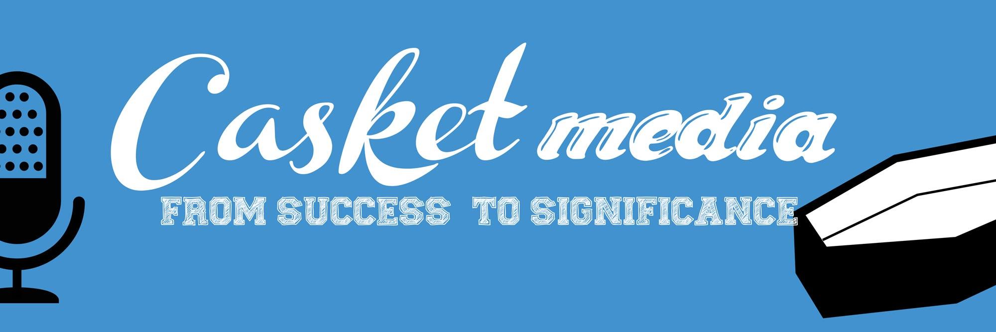 Casket Media - Banner Image Logo